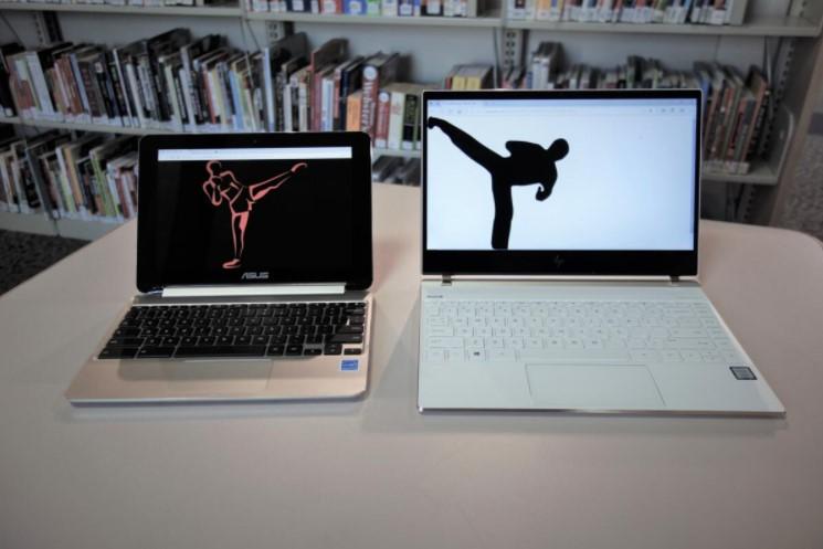 sewa laptop perorangan solo